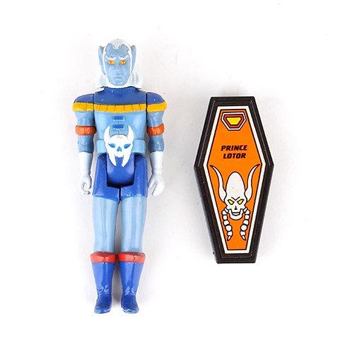 Prince Lotor - Vintage 1984 Voltron Action Figure - Panosh Place / Mattel