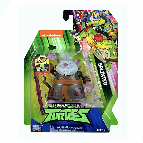 "Splinter - Modern 2018 Rise of the Teenage Mutant Ninja Turtles 5"" - Playmates"