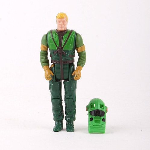 Matt Trakker - Vintage 1986 M.A.S.K. Action Figure - Kenner