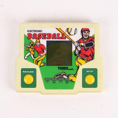 Baseball - Vintage 1987 Electronic Handheld Sports Game - Tiger