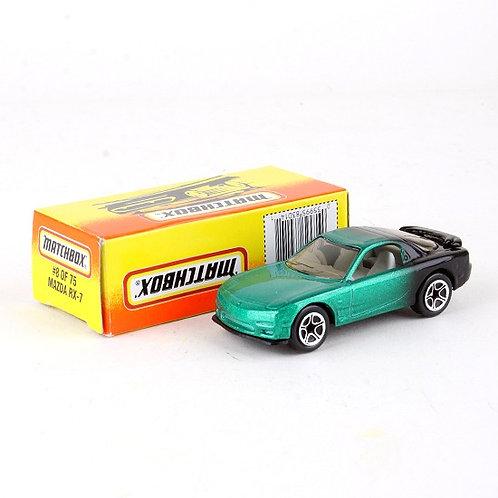 Mazda RX-7 #8 - Classic 1996 Die Cast Vehicle - Matchbox