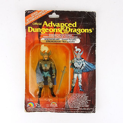 Strongheart - Vintage 1982 Advanced Dungeons & Dragons Action Figure - Ljn Toys