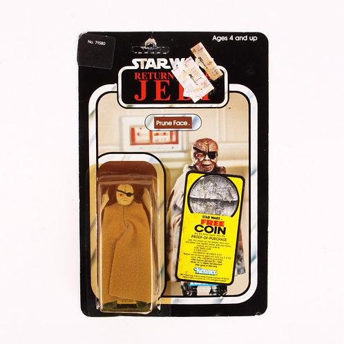 Prune Face - Vintage 1983 Star Wars Return of the Jedi - Action Figure