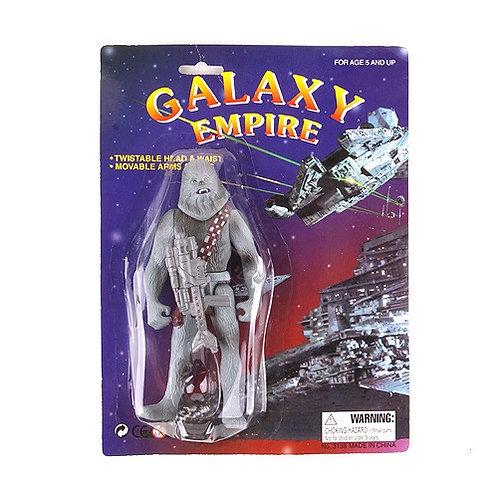Chewbacca - Classic 1997 Galaxy Empire Star Wars Bootleg - Action Figure