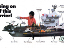 USS Flagg: The Largest Playset Ever Produced For The G.I. Joe Toy Line