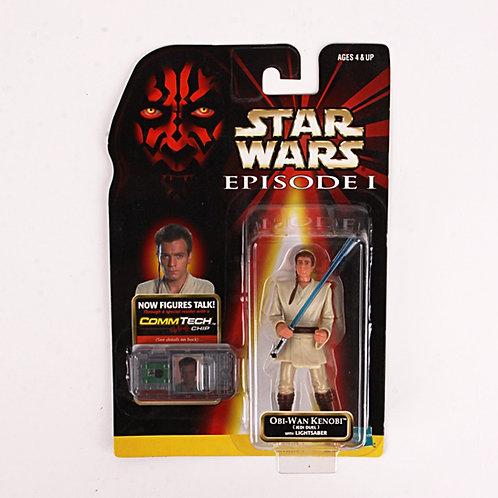 Obi-Wan Kenobi - Classic 1998 Star Wars The Phantom Menace - Action Figure