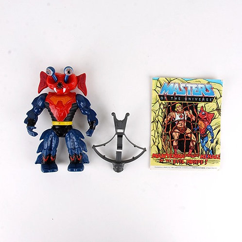 Mantenna - Vintage 1985 Masters of the Universe - Action Figure - Mattel