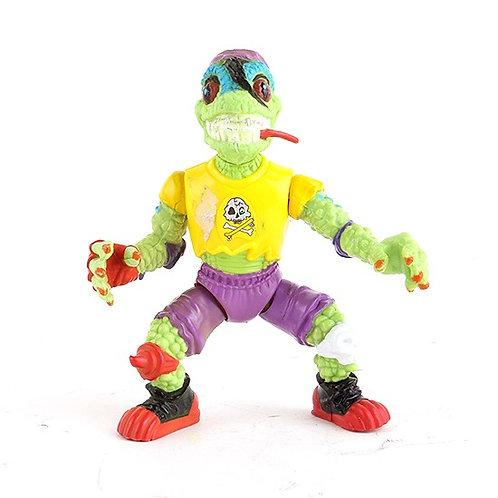 Mondo Gecko - Vintage 1990 Teenage Mutant Ninja Turtles Action Figure Playmates