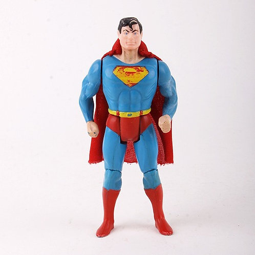Superman - Vintage 1984 Super Powers DC Comics - Action Figure - Kenner (1)
