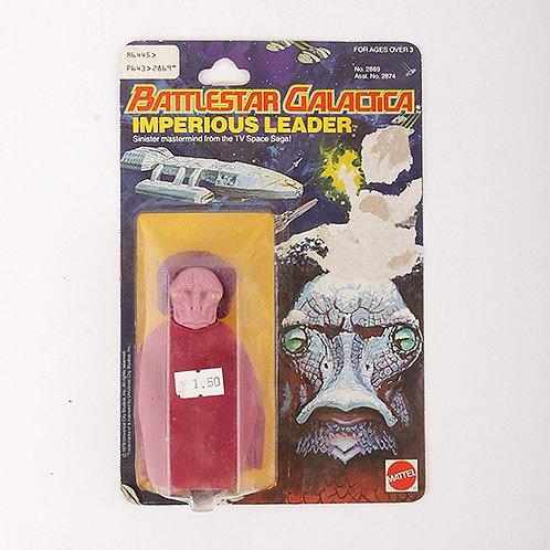 Imperious Leader - Vintage 1978 - Battlestar Galactica Action Figure - Mattel 1