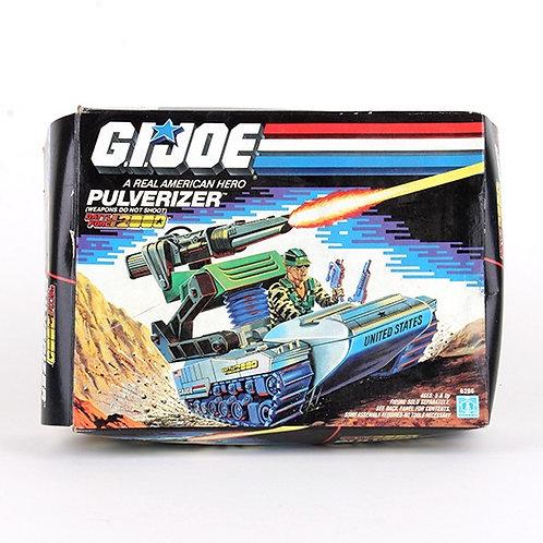 Pulverizer - Vintage 1988 G.I. Joe - Vehicle - Hasbro