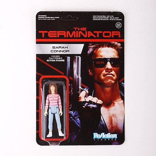 Sarah Connor - Modern 2013 The Terminator - Action Figure- Funko / ReAction