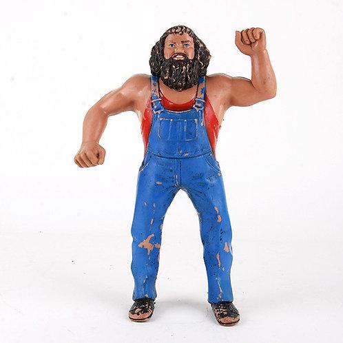 Hillbilly Jim -Vintage 1985 WWF Wrestling Superstars Action Figure - Ljn Toys