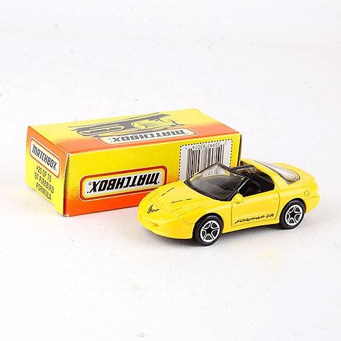 '97 Firebird Formula #20 - Classic 1996 Die Cast Vehicle - Matchbox