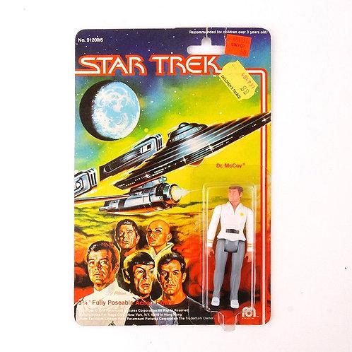 Dr. McCoy - Vintage 1979 Star Trek Action Figure - Mego