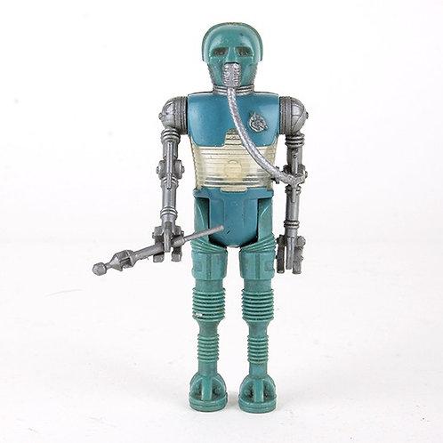 2-1B - Vintage 1980 Star Wars Action Figure - Kenner