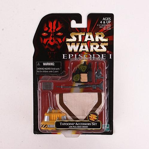 Tatooine Accessory Set - 1998 Star Wars The Phantom Menace - Action Figure