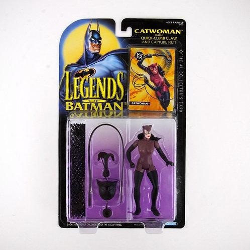 Catwoman - Classic 1994 Legends of Batman Action Figure - Kenner