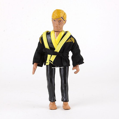 Johnny Lawrence - Vintage 1986 The Karate Kid - Action Figure - Remco