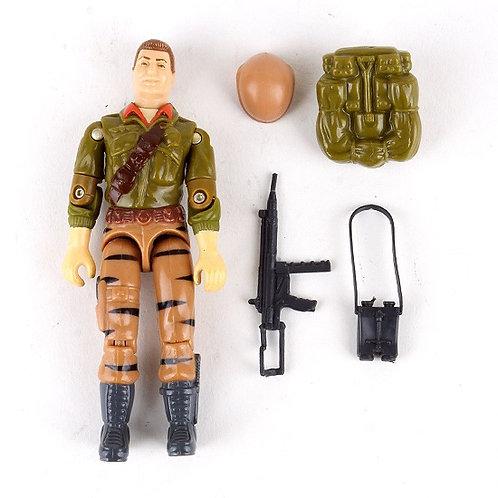Duke - Vintage 1988 G.I. Joe Tiger Force Action Figure - Hasbro