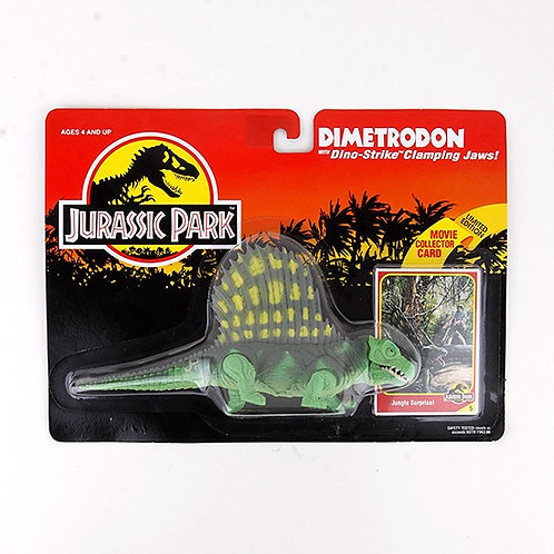 Dimetrodon - Classic 1993 Jurassic Park Action Figure W1 - Kenner