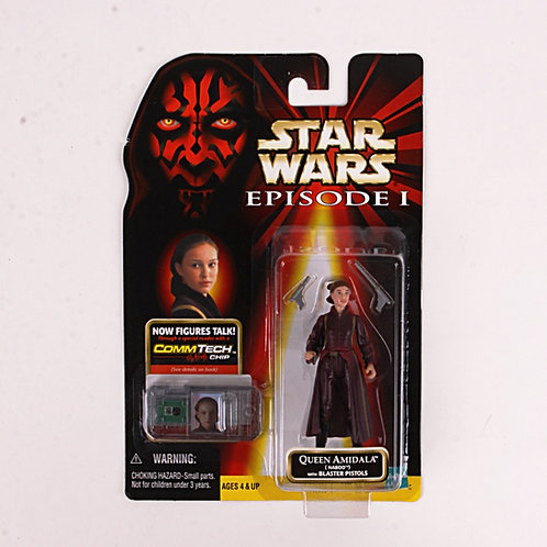 Queen Amidala - Classic 1998 Star Wars The Phantom Menace - Action Figure