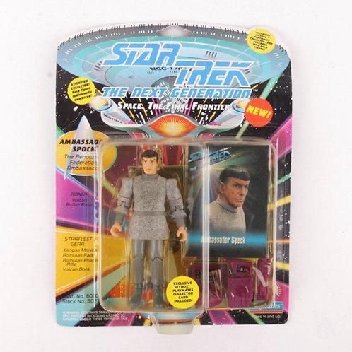 Ambassador Spock - Classic 1993 Star Trek The Next Generation - Playmates