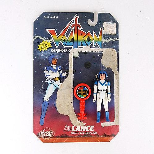 Lance - Vintage 1984 Voltron Action Figure - Panosh Place