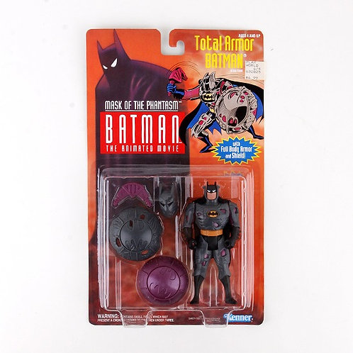 Total Armor Batman - Classic 1993 The Animated Movie Action Figure - Kenner