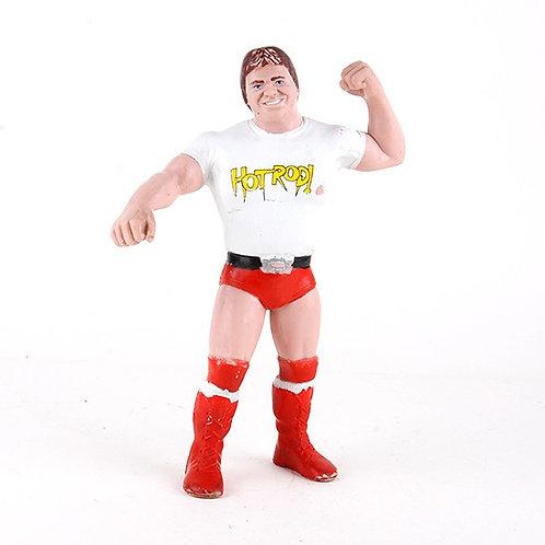 Rowdy Roddy Piper Vintage 1985 WWF Wrestling Superstars Action Figure - Ljn Toys