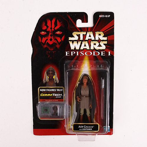 Adi Gallia - Classic 1999 Star Wars The Phantom Menace - Action Figure