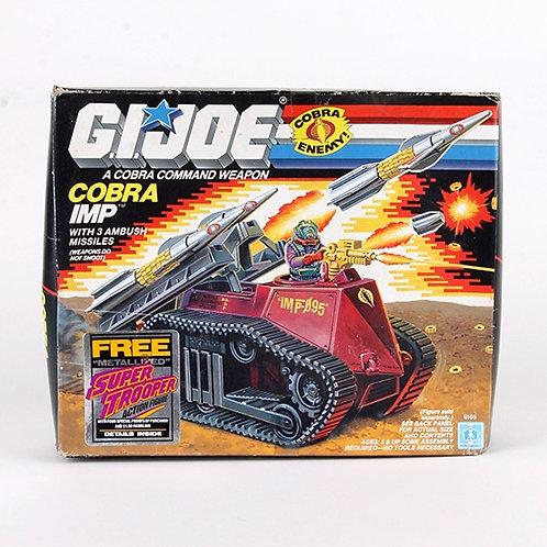 Cobra IMP - Vintage 1988 G.I. Joe - Vehicle - Hasbro