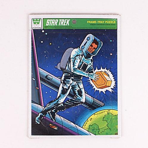 Star Trek - Vintage 1979 Frame Tray Puzzle - Whitman