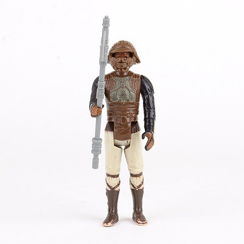 Lando Calrissian (Skiff Guard Disguise) -  1982 Star Wars Action Figure - Kenner