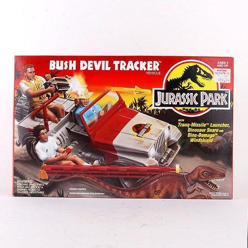 Bush Devil Tracker - Classic 1993 Jurassic Park Vehicle W1 - Kenner