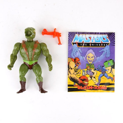 Kobra Khan - Vintage 1984 Masters of the Universe - Action Figure - Mattel