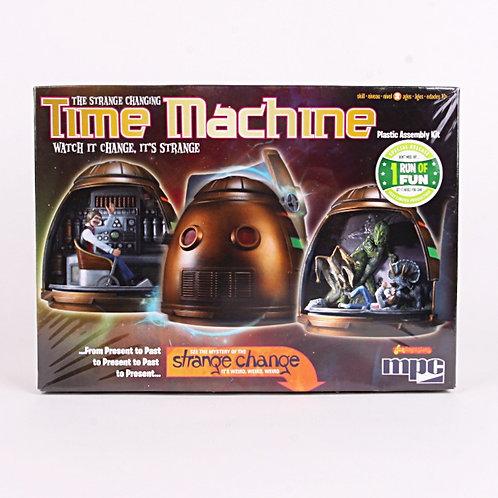 The Strange Changing Time Machine - Modern 2012 Plastic Model Kit -MPC
