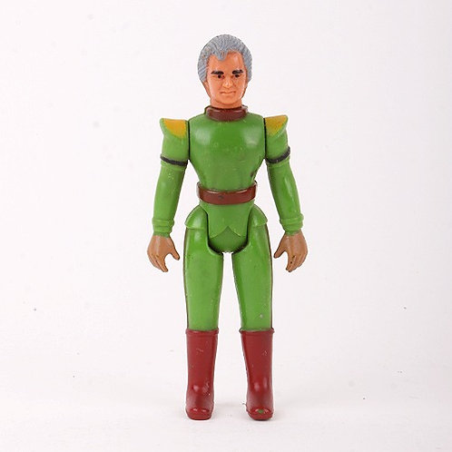 Jor El - Vintage 1979 Superman Pocket Heroes - DC Comics Action Figure - Mego