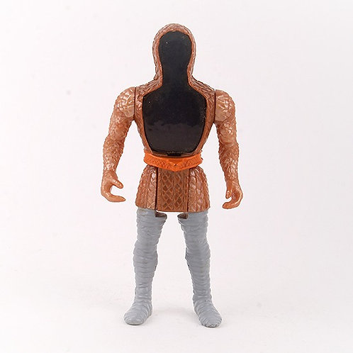 Snakebite - Vintage 1987 Super Naturals - Action Figure - Tonka