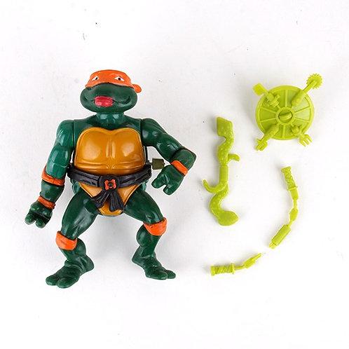 Rock 'N Roll Michelangelo - 1989 Teenage Mutant Ninja Turtles - Playmates