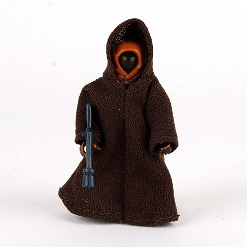 Jawa - Vintage 1977 Star Wars - Action Figure - Kenner