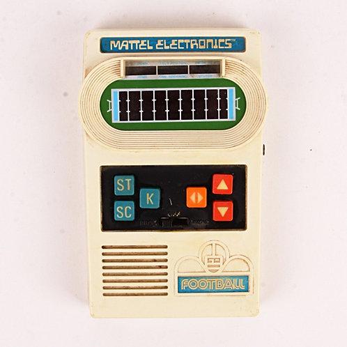 Football - Vintage 1977 Electronic Handheld Sports Game - Mattel