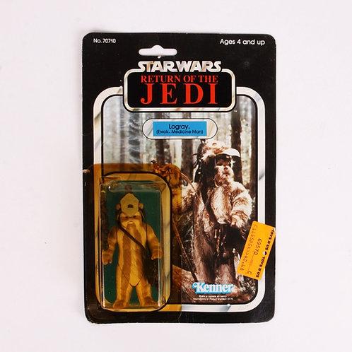 Logray - Vintage 1983 Star Wars Return of the Jedi - Action Figure