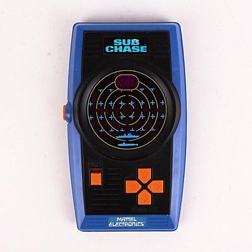 Sub Chase - Vintage 1978 Electronic Handheld Arcade Game - Mattel
