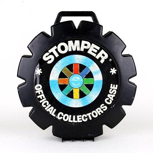 Stomper 4x4 Official Collectors Case - Vintage 1982 - Schaper