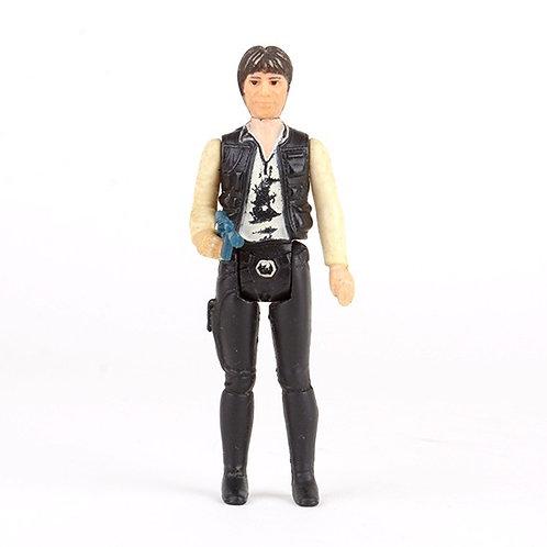 Han Solo - Vintage 1977 Star Wars Action Figure - Kenner