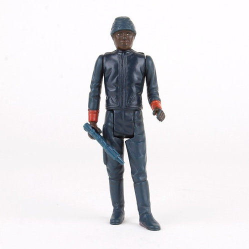 Bespin Security Guard - Vintage 1981 Star Wars Action Figure - Kenner