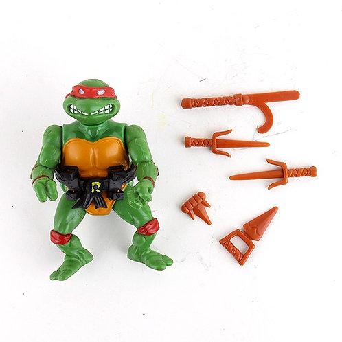 Raphael - Vintage 1988 Teenage Mutant Ninja Turtles Action Figure - Playmates