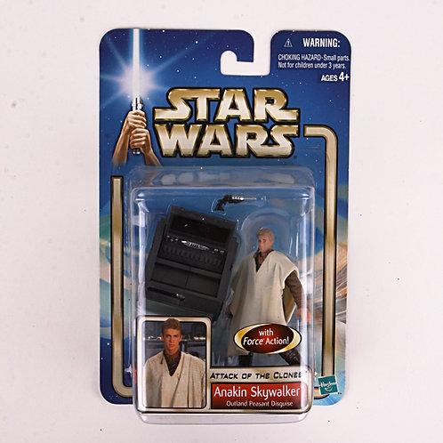 Anakin Skywalker - Modern 2001 Star Wars Attack of the Clones - Action Figure