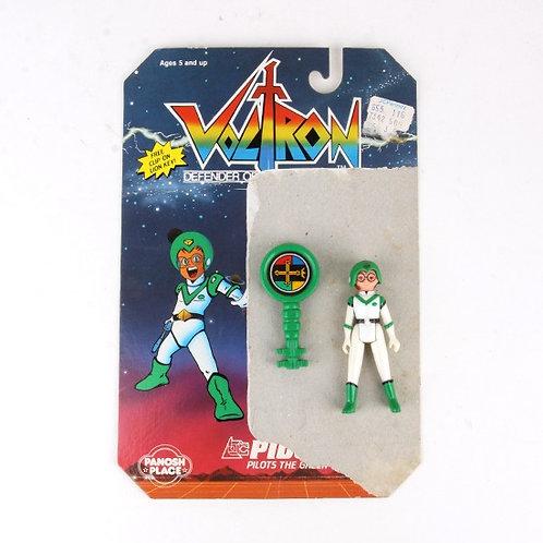 Pidge - Vintage 1984 Voltron Action Figure - Panosh Place